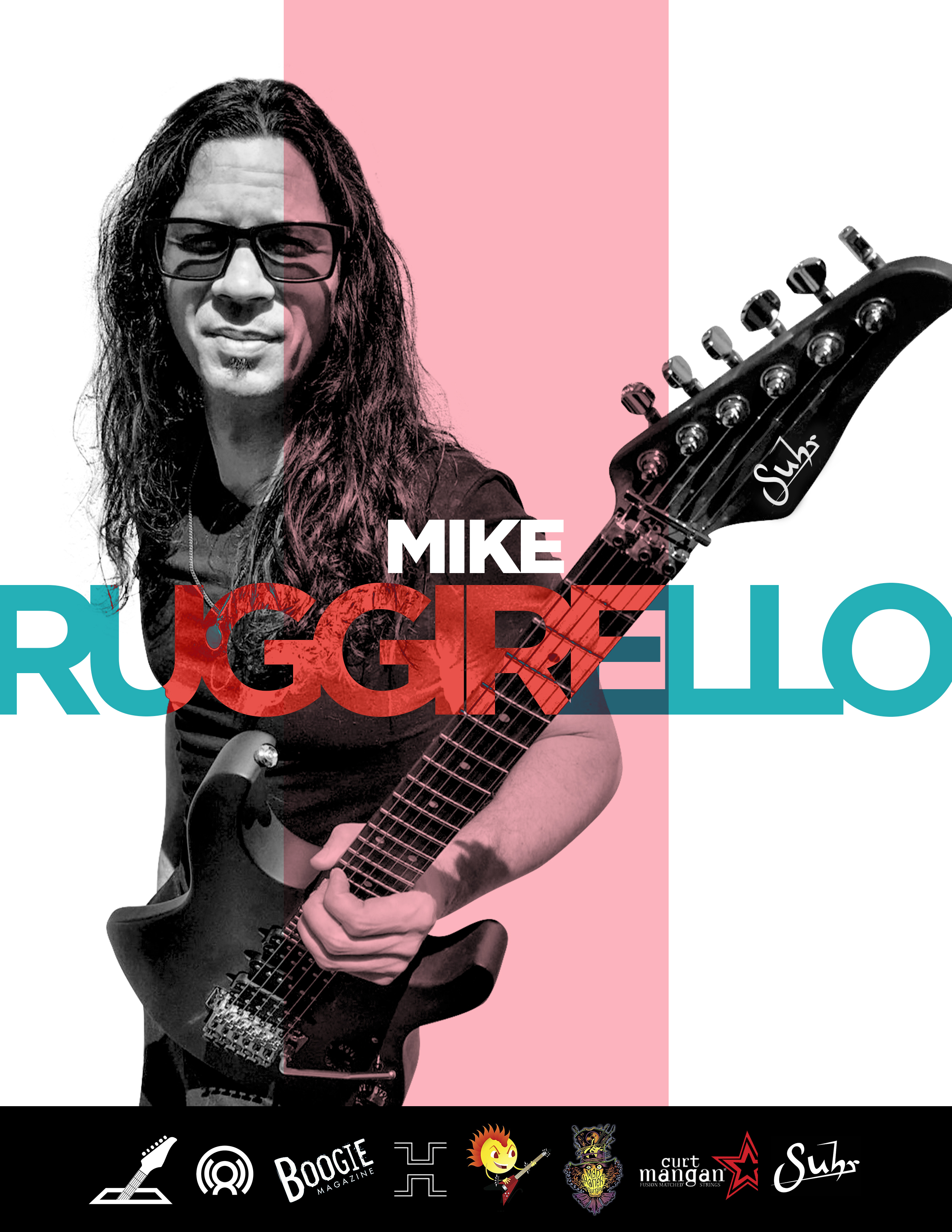 Mike Ruggirello Poster