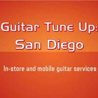 Guitar Tune Up San Diego Logo